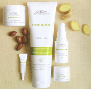 Aveda Plant Based Treatments