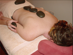 Hot Stonefusion Massage