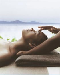 Treatment oils massage
